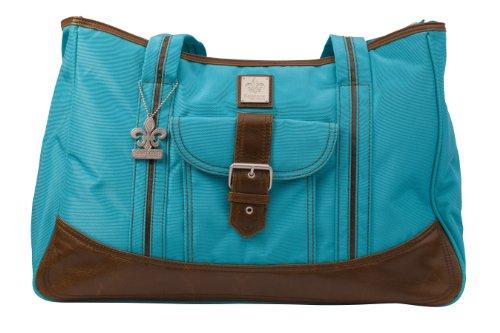 Kalencom Week-Ender Diaper Bag - Power Blue