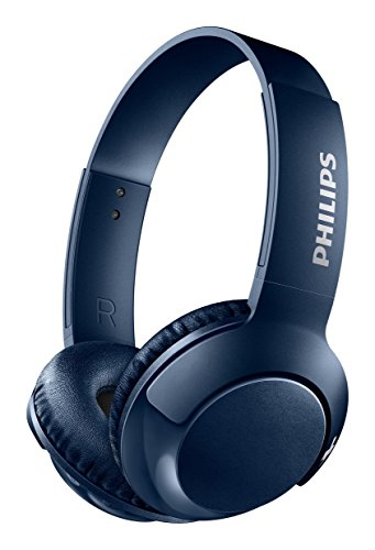 Amazon.com: PHILIPS Sealed Type Bluetooth Wireless Headphone SHB3075BL (BLUE)【Japan Domestic genuine products】: Home Audio & Theater