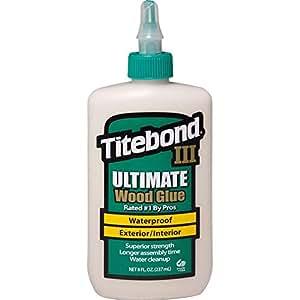 Titebond 8 oz. III Ultimate Wood Glue