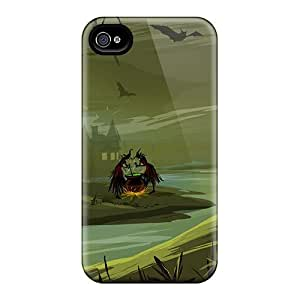 Newtpu Skin Cases Compatible With Iphone 4/4s