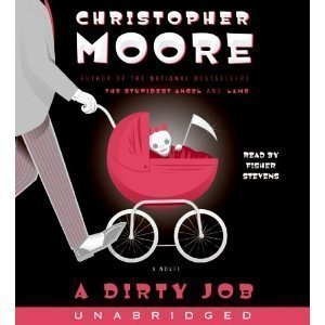 By Christopher Moore- A Dirty Job [Audiobook] ebook