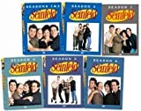Seinfeld Seasons 1-7 DVD Set (First Seven Season 1 2 3 4 5 6 7)