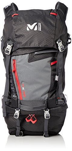 Smoked Tarmac Ld MILLET Ubic Pearl 45 30 cm Multicolour Casual Multicolour liters Daypack OvPrAwqO