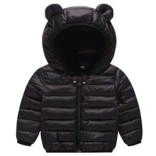 Baby Down Jacket Winter Hooded Coat Puffer Jacket Lightweight for sale  Delivered anywhere in Canada