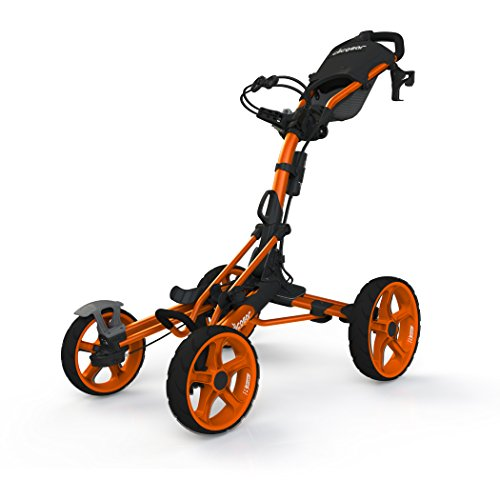 push cart orange - 3