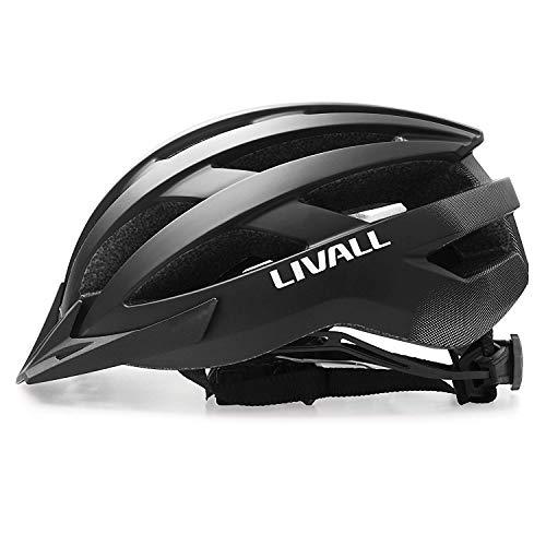 LIVALL MTL Smart Helmet, with Turn Signal Tail Lights,Bluetooth Bike Helmet, SOS Cycling Helmet,Commute Bicycle Helmet
