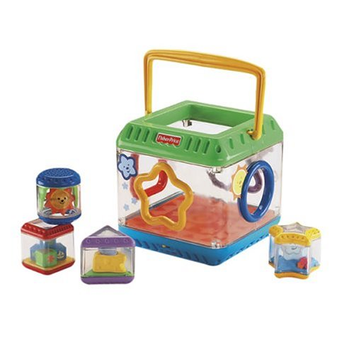 Fisher Price Peek-A-Blocks: Shape Sorter by Fisher-Price