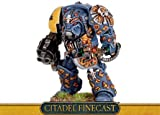 Space Wolves Rune Priest in Terminator Armour