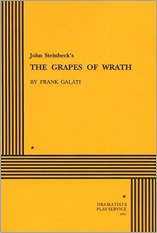 The Grapes of Wrath, art or propaganda?