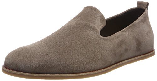 Royal RepubliQ Evo Loafer Suede, Sandali Punta Chiusa Uomo Marrone E (Taupe)