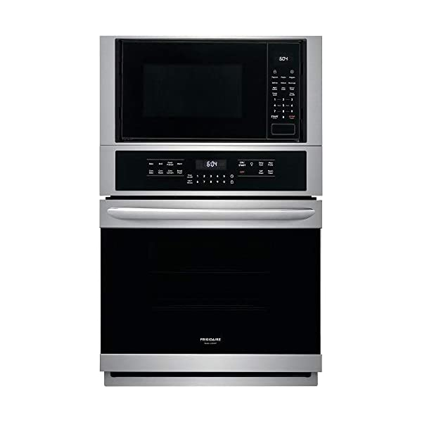 Frigidaire Gallery Series 27 Inch Electric Double Wall Convection Oven/Microwave...