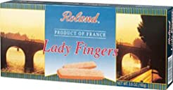 Roland Lady Fingers, 3.5 Ounce (Pack of ...