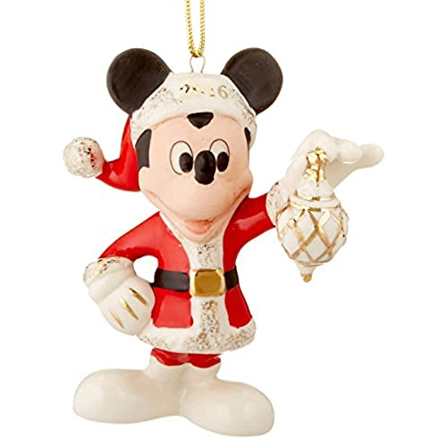 mickey mouse christmas ornaments amazoncom - Mickey Mouse Christmas Decorations