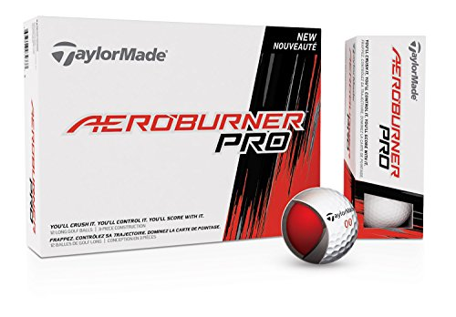 TaylorMade Aero Burner Pro Golf Ball Taylormade Womens Golf Ball