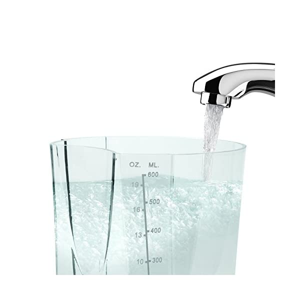 Waterpik WF-05EU Idropulsore Sbiancante Irrigatore Orale Dentale 4