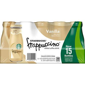 Buy starbucks frappuccino