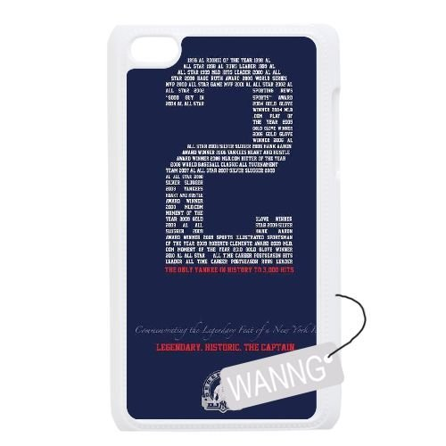 Derek Jeter Ipod Touch4 Custom Case, Derek Jeter DIY Case for Ipod Touch4 at WANNG