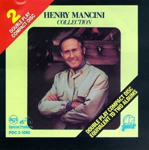 Henry Mancini Henry Mancini Collection Amazon Com Music