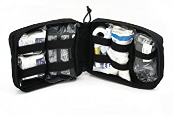 Elite First Aid Military IFAK Individual First Aid Kit