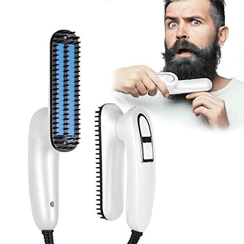 Boverty™ Quick Beard Straightener Hair Styler Comb, Perfuw 2019