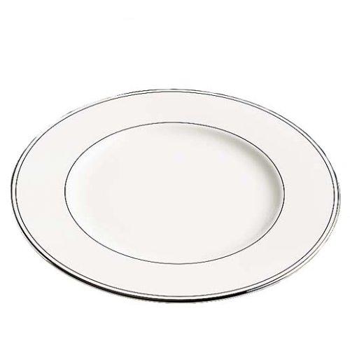 China Plate Bone Dinner - Lenox Federal Platinum Bone China Dinner Plate