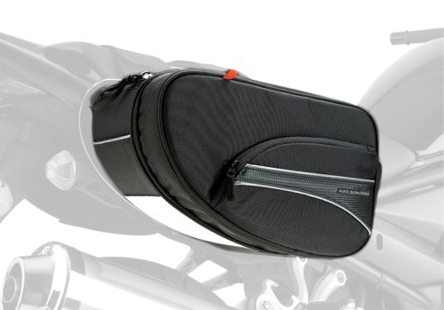 Nelson-Rigg CL-890 Mini Expandable Sport Motorcycle Saddlebags (Nylon Motorcycle Saddlebags)