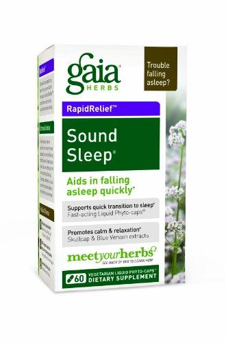 UPC 751063396127, Gaia Herbs Sound Sleep, 60 Liquid Phyto-Capsules