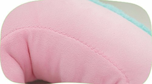 HOMEE Love Lunch Sleeping Pillow Was Sleeping Pillow Lunch Break Pillow Students Only Afraid of the Pillow Sleeping Pillows Office Pillow Automobile Cushions,Pink