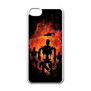 iPhone 5c Cell Phone Case White Final Judgement YW5006061