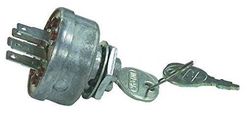 Mowers Noma (Prime Line 7-01891 Ignition Switch Replacement for Model Gravely 018272 Murray 91846 Noma 300687, 305720)