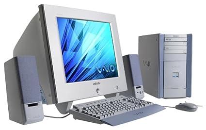 sony vaio pcv rx741 desktop athlon 1800 512 mb ddr ram 60 gb rh amazon com Sony Vaio Desktop Computer Old Sony Vaio Desktop