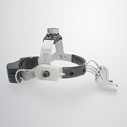 ML4 LED HeadLight with Headband Professional L and Power Sources