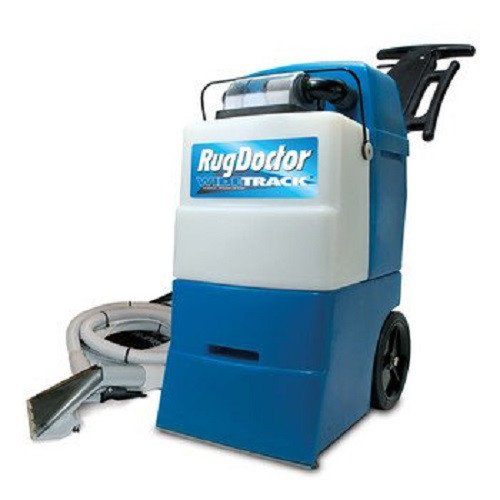 Rug Doctor 95735 Wide Track Carpet Cleaner with Upholstery Cleaner