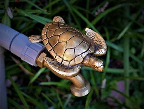 Universal Outdoor Faucet Handle Festive Faucets Sea Turtle Garden Faucet Handle