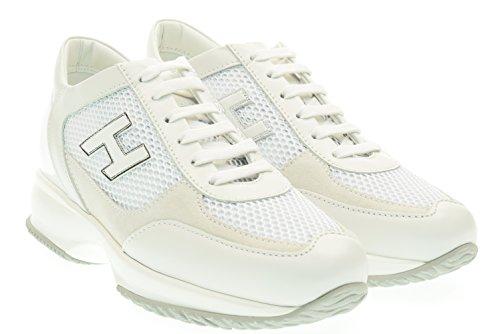 Hogan Kvinder Lave Sneakers Interaktiv Hxw00n03242bwqb001 Bianco Sj9SKCbC9