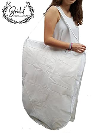 Hbcollection Housse De Transport Pour Robe De Mariée