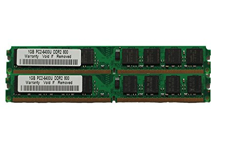 MemoryTek 4GB (2x 2GB) DDR2 PC2-6300 PC2-6400 800Mhz 240 Pin DIMM (Desktop Memory) 4 GB KIT by MadFortune (Image #3)