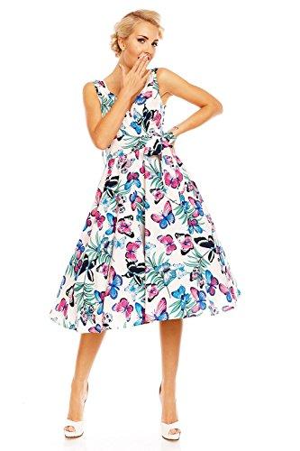 Looking Glam Damen Kleid Blau NzbeHg0h - saliferous.wakeskate-hessen.de a052b2a71d