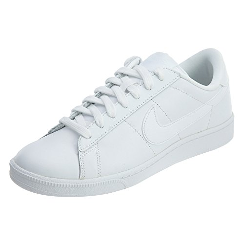 timeless design 4153f 704cf Galleon - Nike Womens Tennis Classic Trainers 312498 Sneakers Shoes (US  8.5, White Blue 129)