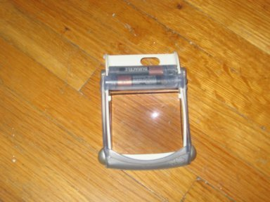 Light and Magnifier for GameBoy Color