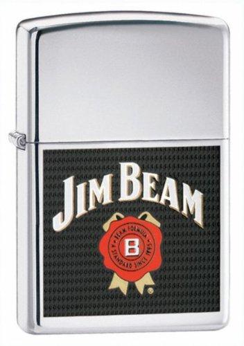 Zippo Jim Beam con Chrome Pocket encendedor