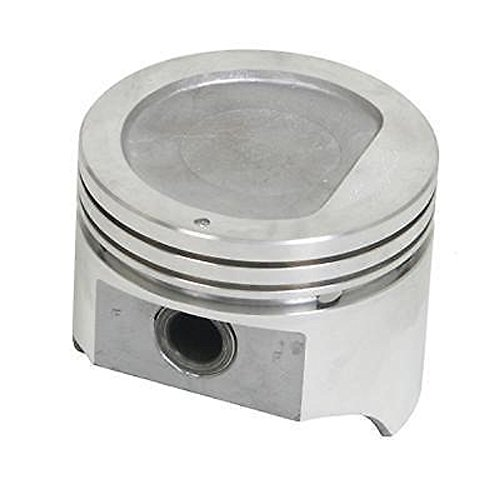 Chevy 250 L6 Sealed Power Cast Pistons+Rings Set/6 1966-1984..Choice of over sizes. (.060 bore)