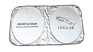 Jaguar FRONT WINDOW SUNSHADE COVER