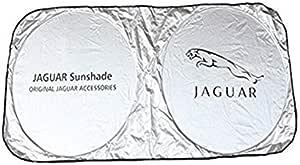 Jaguar FRONT WINDOW SUNSHADE COVER