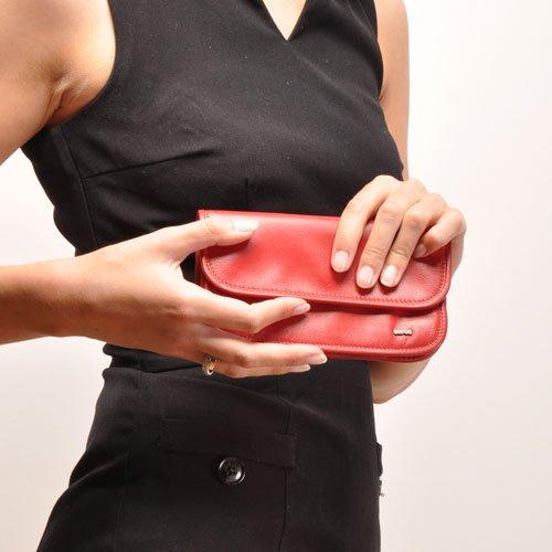 berba Soft 055 Survolez Bourse en rouge