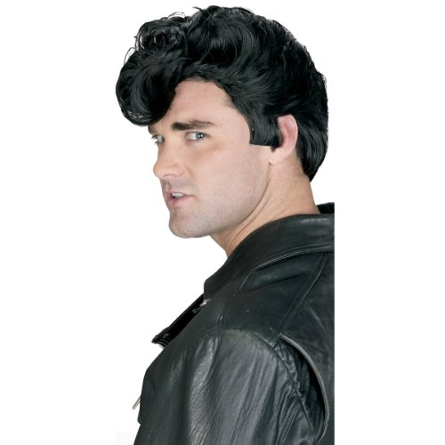 Dannys Grease Costume Wig - Adult ()