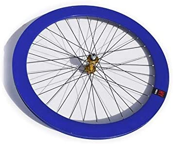 Riscko 004lurb Rueda Trasera Bicicleta Personalizada Fixie Talla L ...