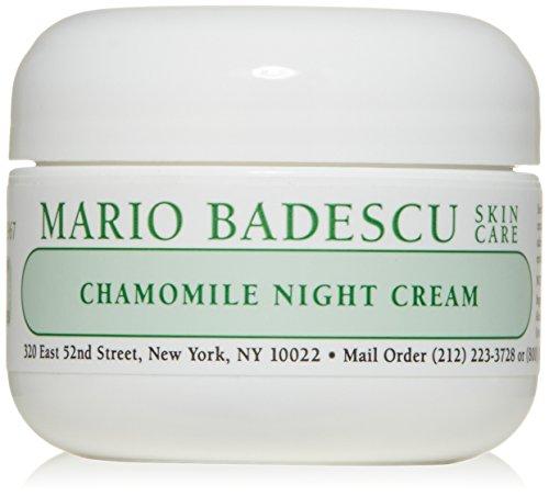 - Mario Badescu Chamomile Night Cream, 1 oz.