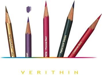 Red//Blue Prismacolor Verithin Colored Pencil 12 Count