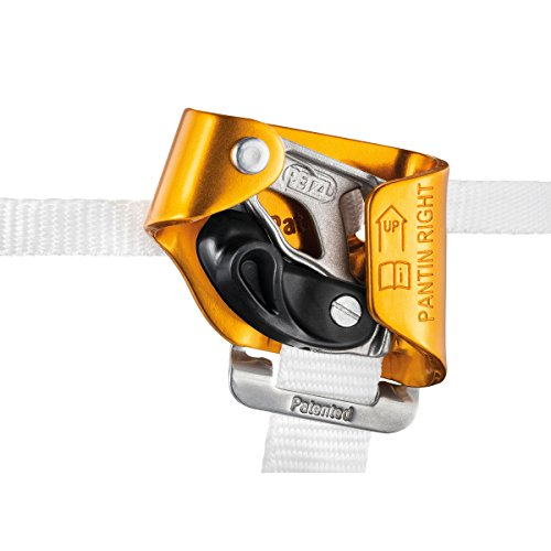 Petzl Pantin Foot Right Ascender with Catch by Petzl